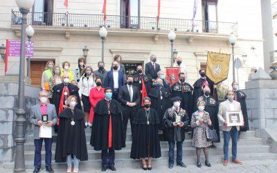 La Orden del Volatín celebra su Capítulo General y nombra pregonero de las Fiestas de la Verdura a Pepe Alfaro
