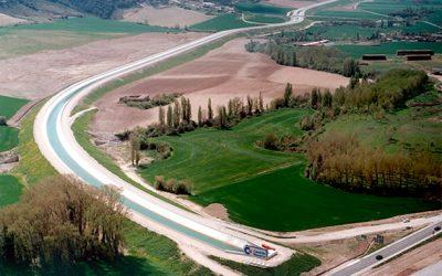 Canal de Navarra y Las Verduras de Navarra