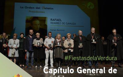 Pepe Alfaro será el encargado de pronunciar el Pregón de las Verduras 2021