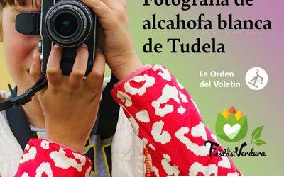 Participa en el concurso de fotografía 'Alcachofa Blanca de Tudela' de Frutas y Verduras Castel-Ruiz.