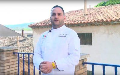 Cocina con David González de Restaurante La Fiterana