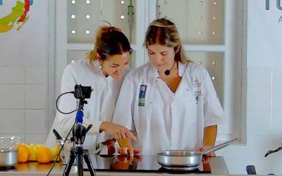 Cocina con Adriana Cordón y Elena Pérez
