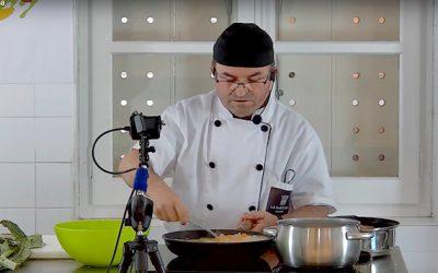 Cocina con Juanjo Chueca
