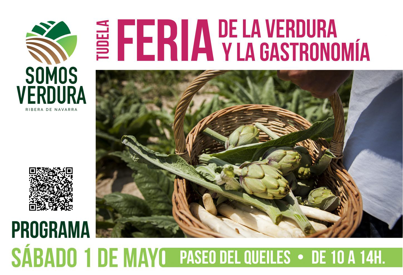 Feria verdura y gastronomía tudela